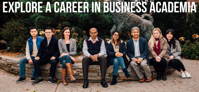 UConn Business PhD Program - Academia