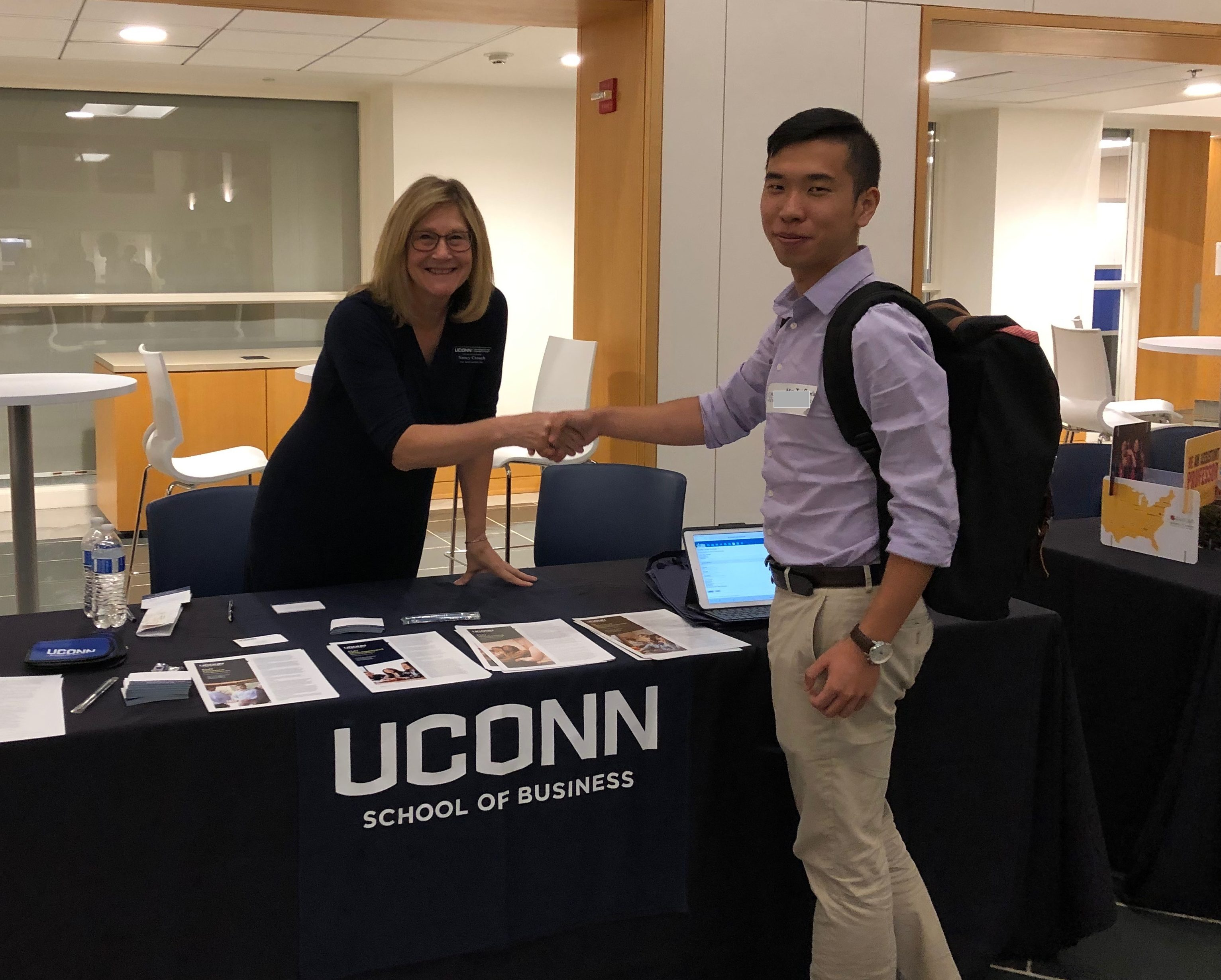 UConn School of Business PhD Recruiting