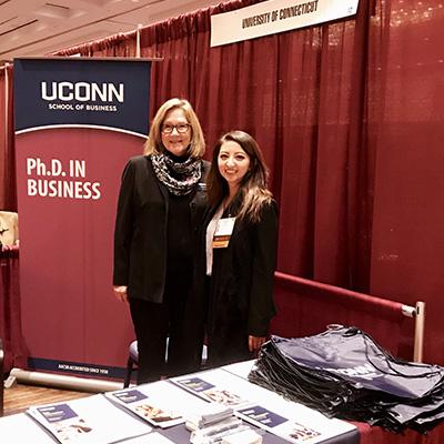UConn Ph.D. in Business Doctoral Degree Program